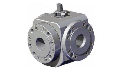 Magnum Split Wafer трёхходовой, с 4 уплотнениями, PN 16-40 ANSI 150, из нержавеющей стали